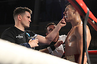 Shane Mcguigan Chris Billam Smith vs Russ Henshaw during a Boxing Show at the O2 Academy, Bournemouth on 16th September 2017