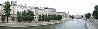 Panoramic Seine, Paris
