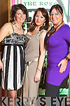 Koan O'Connor Helen O'Carroll and Shiela O'Connor Killarney at the Designer Salon Show during Kerry Fashion Weekend in the The Ross Hotel, Killarney, on Saturday night.z