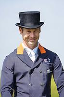 02-AUS RIDERS: 2015 GBR-D&H Chatsworth International Horse Trial