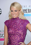 Carrie Underwood at the 40th Anniversary American Music Awards at Nokia Theater L.A. Live Los Angeles,  CA. November 18, 2012