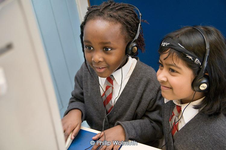 Newbury Park Primary School, Ilford.