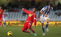 2012.12.20 La Liga, Anoeta, Real Sociedad VS Sevilla FC