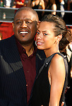 Actor Forest Whitaker and wife Keisha arrive at the 2008 ESPY Awards held at NOKIA Theatre L.A. LIVE on July 16, 2008 in Los Angeles, California.