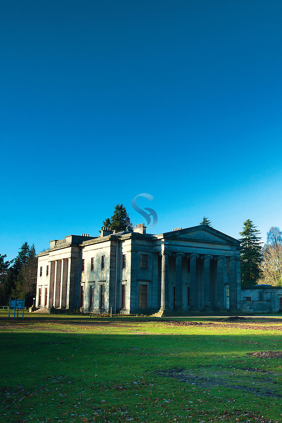 Camperdown House, Camperdown Country Park, Dundee