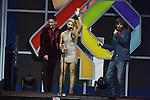 01.12.2016 Barcelona. Los 40 music awards 2016. Shakira