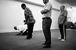 July 29, 2009. Durham, NC..Wednesday prayer service at Ar-Razzaq Islamic Center. Imam Greg is contact 919.201.1529.Main 919.493.1230.