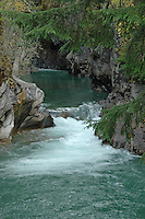 Howser Creek. Purcell Mountains. West Kootenay, BC