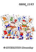 Roger, CHILDREN BOOKS, BIRTHDAY, GEBURTSTAG, CUMPLEAÑOS, paintings+++++_RM-Boy5-8group2,GBRM1163,#bi# ,party ,everyday ,everyday