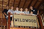Sycamores - Bunk 17A - Camp Willdwood 2013 (Photo by Sue Coflin/Max Photos)