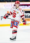 Stockholm 2014-02-24 Ishockey Hockeyallsvenskan Djurg&aring;rdens IF - S&ouml;dert&auml;lje SK :  <br /> S&ouml;dert&auml;ljes Jason Gregoire <br /> (Foto: Kenta J&ouml;nsson) Nyckelord:  portr&auml;tt portrait