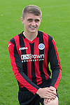 Bradley Sinclair, St Johnstone FC...Season 2014-2015<br /> Picture by Graeme Hart.<br /> Copyright Perthshire Picture Agency<br /> Tel: 01738 623350  Mobile: 07990 594431