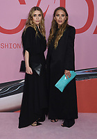 03 June 2019 - New York, New York - Ashley Olsen and Mary-Kate Olsen. 2019 CFDA Awards held at the Brooklyn Museum. <br /> CAP/ADM/LJ<br /> ©LJ/ADM/Capital Pictures
