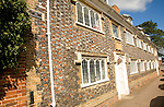 Museum formerly school building founded by Sir John Leman 1631, Beccles, Suffolk, England