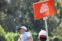 Jacques Kruyswijk (RSA) plays a shot during the second round of the Magical Kenya Open presented by ABSA and played at Karen Country Club, Nairobi, Kenya. 15/03/2019<br /> Picture: Golffile | Phil Inglis<br /> <br /> <br /> All photo usage must carry mandatory copyright credit (&copy; Golffile | Phil Inglis)