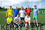 Team Top Table IT Tralee Catering  at WOODIES charity 7-a-side soccer tournament at IT Tralee North Campus in aid of the Make a Wish Foundation, Temple Street Children's Hospital, Jack & Jill Foundation and Act for Meningitis on Saturday