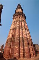 Qutb Minar, Delhi, Indien, Unesco-Weltkulturerbe