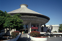 The H.R MacMillan Planetarium and Vancouver Museum in Vancouver, British Columbia, Canada