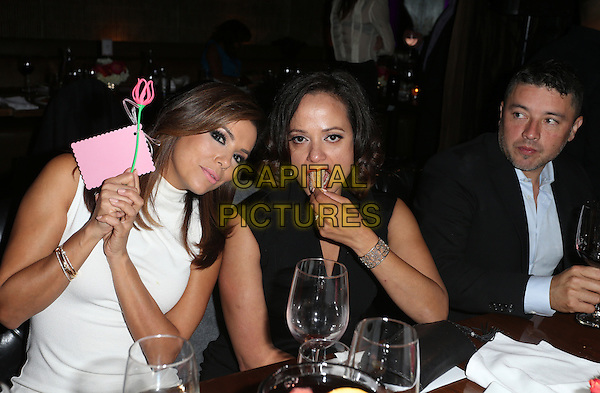 Hollywood, CA - November 05 Eva Longoria, Judy Reyes Attending The Eva Longoria Foundation Annual Dinner - Inside  At Beso On November 05, 2015. <br /> CAP/MPI/FS<br /> &copy;FS/MPI/Capital Pictures