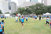 Blue Cure Night Run, 2014