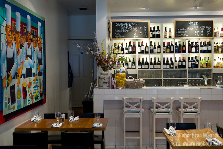 Deanes Restaurant in Belfast