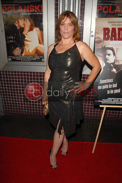 Calista Carradine<br />at the Los Angeles Charity Benefit Premiere of 'Bad Cop'. Fairfax Cinemas, West Hollywood, CA. 07-09-09<br />Dave Edwards/DailyCeleb.com 818-249-4998