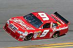 Feb 08, 2009; 1:16:43 PM; Daytona Beach, FL, USA; NASCAR Sprint Cup Series qualifying for the Daytona 500 at Daytona International Speedway.  Mandatory Credit: (thesportswire.net)