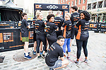 Pre-Race - Bloomberg Square Mile Relay New York 2018