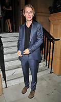 Tom Odell at the LFW (Men's) s/s 2019 GQ Dinner to close this season's London Fashion Week Men's, Palm Court at The Principal London, Russell Square, London, England, UK, on Monday 11 June 2018.<br /> CAP/CAN<br /> &copy;CAN/Capital Pictures