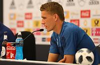 25.05.2018: Pressekonferenz Deutsche Nationalmannschaft