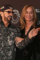 "LOS ANGELES - OCT 25:  Sir Ringo Starr, Barbara Bach at ""The Paley Honors: A Gala Tribute to Music on Television"" at the Beverly Wilshire Hotel on October 25, 2018 in Beverly Hills, CA"