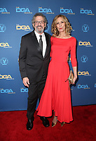 LOS ANGELES, CA - FEBRUARY 2: Thomas Schlamme and Christine Lahti at the 71st Annual DGA Awards at the Hollywood &amp; Highland Center's Ray Dolby Ballroom  in Los Angeles, California on February 2, 2019. <br /> CAP/MPIFS<br /> &copy;MPIFS/Capital Pictures