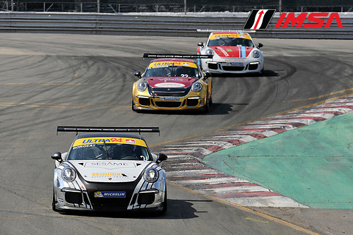 7-10 August, 2014, Trois-Rivieres, Quebec Canada<br /> 2, Eitenne Borgeat, Platinum, 2014 Porsche, 22, Carlos De Quesada, Platinum, M, 2014 Porsche<br /> &copy;2014, Scott R LePage <br /> LAT Photo USA