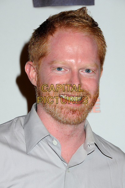 "JESSE TYLER FERGUSON.""Hot Time Time Machine"" World Premiere Party held at the Cabana Club, Hollywood, California, USA..March 17th, 2010.headshot portrait smiling beard facial hair grey gray white.CAP/ADM/BP.©Byron Purvis/AdMedia/Capital Pictures."