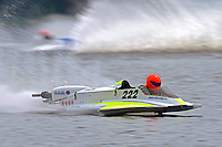222   (PRO Outboard Hydroplane)