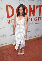 LOS ANGELES, CA - JULY 11: Jessica Andrews, at the premier of Don't Worry, He Won't Get Far On Foot on July 11, 2018 at The Arclight Hollywood in Los Angeles, California. Credit: Faye Sadou/MediaPunch