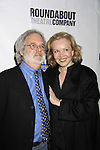 John Weidman & Susan Stroman at Opening Night of Roundabout Theatre Company's Broadway production of The People in the Picture on April 28, 2011 at Studio 54 Theatre, New York City, New York. (Photo by Sue Coflin/Max Photos)