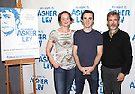Jenny Bacon; Ari Brand & Mark Nelson attend the Meet & Greet for the new Off-Broadway Play 'My Name Is Asher Lev'  at the Davenport Studios on 10/22/2012 in New York City.