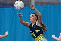 2018 04 30 Cardiff and Vale College netball, Cardiff, UK