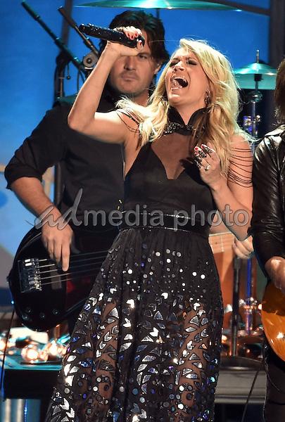 10 June 2015 - Nashville, Tennessee - Carrie Underwood. 2015 CMT Music Awards held at Bridgestone Arena. Photo Credit: Laura Farr/AdMedia