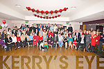 ..BIG BIRTHDAY: On Saturday night the village of Lixnaw was very quite as they all came to celebrate Kate Keane's (Lixnaw West)  80th Birthday in Ballyroe Heights Hotel, Tralee also celebrating Kates birthday were her family, from afar................