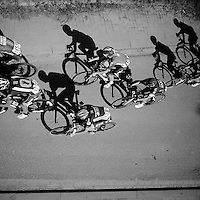 shadow riders tagging' along<br /> <br /> 55th Brabantse Pijl 2015