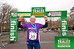 Hugh Carolan 39, who took part in the Kerry's Eye Tralee International Marathon on Sunday 16th March 2014