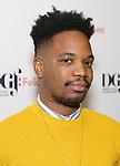 Keelay Gipsons attend the reception for the 2018 Presentation of New Works by the DGF Fellows on October 15, 2018 at the Playwrights Horizons Theatre in New York City.