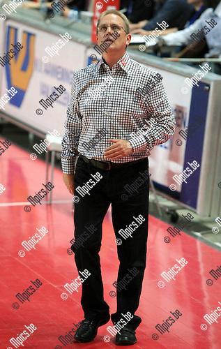 2010-10-05 / Basketbal / seizoen 2010-2011 / Euro Challenge / Antwerp Giants - Minsk / Eddy Casteels..Foto: Mpics