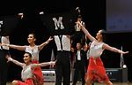 """07.12.2019,  GER; Tanzen, WDSF Weltmeisterschaft der Lateinformationen, Vorrunde, im Bild Star (MGL) mit dem Thema """"King and Queen"""" Foto © nordphoto / Witke *** Local Caption ***"""