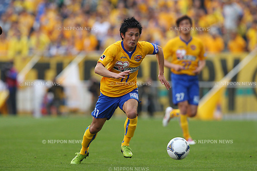 Kunimitsu Sekiguchi (Vegalta), .MARCH 20, 2012 - Football /Soccer : .2012 J.LEAGUE Yamazaki Nabisco Cup .between Urawa Red Diamonds 1-0 Vegalta Sendai .at Saitama Stadium 2002, Saitama, Japan. .(Photo by YUTAKA/AFLO SPORT) [1040]