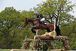 6th May 2017, Astier Nicolas riding Piaf de B'Neville during the Cross Country phase of the 2017 Mitsubishi Motors Badminton Horse Trials, Badminton House, Bristol, United Kingdom. Jonathan Clarke/JPC Images