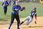 Softball:  Cranford vs Gov Livingston