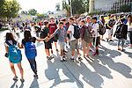 First Day of School at Los Altos